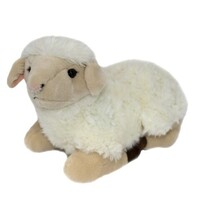 Bocchetta - Lola Lamb Lying Plush Toy 30cm