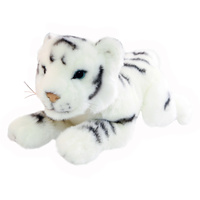 Bocchetta - Sheba White Tiger Plush Toy 23cm