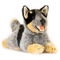 Bocchetta - Rusty Australian Cattle Dog Plush Toy 30cm