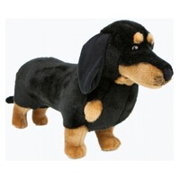 Bocchetta - Shorty Dachshund Plush Toy 45cm