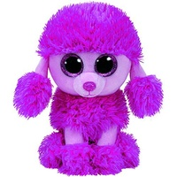 Ty Beanie - Ty Beanie Boos Patsey Pink Poodle