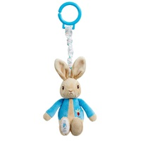 Peter Rabbit - Jiggler Attachable Soft Toy