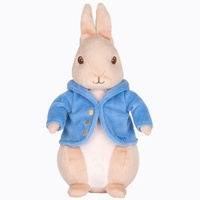 Peter Rabbit - Silky Beanbag Peter Rabbit 22cm