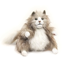 Folkmanis - Fluffy Cat Puppet