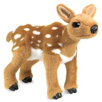 Folkmanis - Animal Fawn Puppet