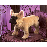 Folkmanis - French Bulldog Puppet