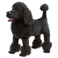 Folkmanis - Poodle Puppet