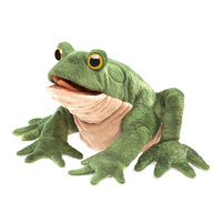Folkmanis - Toad Puppet