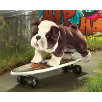Folkmanis - English Bulldog Puppet