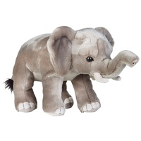 National Geographic - African Elephant Plush Toy 25cm