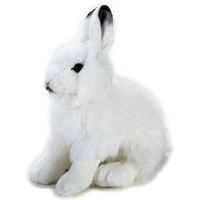 National Geographic - Arctic Hare Plush Toy 25cm