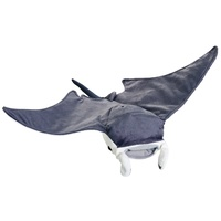 National Geographic - Manta Ray Plush Toy 47cm