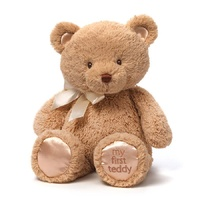 Gund - My First Teddy Tan 38cm