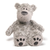 Gund - Slouchers Grey Bear 30cm