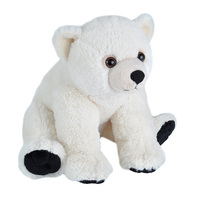 Wild Republic - Cuddlekins Polar Bear Baby 30cm