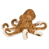 Wild Republic - Cuddlekins Octopus Plush Toy 30cm