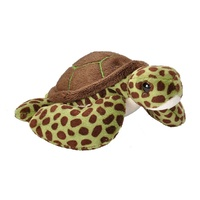 Wild Republic - Cuddlekins Lil's Green Sea Turtle 13cm