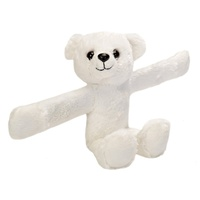 Wild Republic - Cuddlekins Huggers Polar Bear 20cm