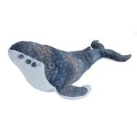 Wild Republic - Cuddlekins Humpback Whale Plush Toy 38cm