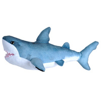 Wild Republic - Great White Shark Plush Toy 40cm
