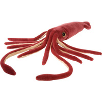 Wild Republic - Giant Squid Plush Toy 30cm