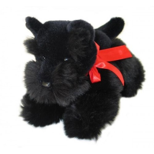 Bocchetta - Haggis Scottish Terrier Plush Toy 28cm
