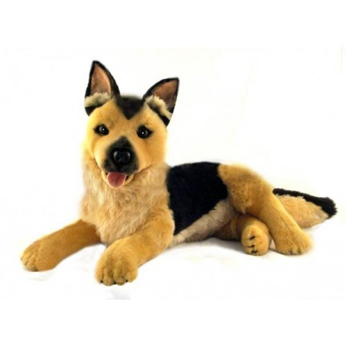 Bocchetta - King German Shepherd Plush Toy 40cm