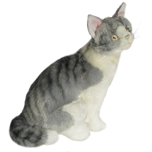 Bocchetta - Oslo Norwegian Cat Plush Toy 20cm