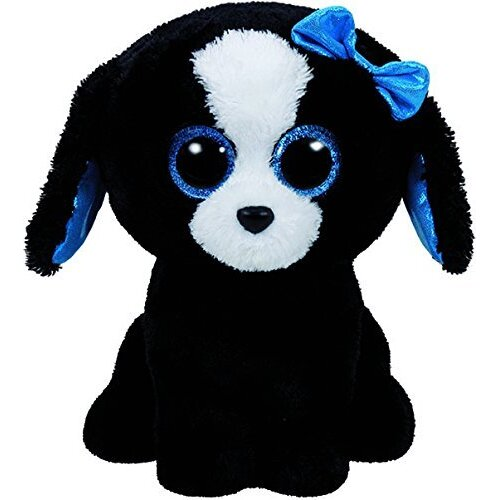 Ty Beanie Boos - Tracey the Black Dog
