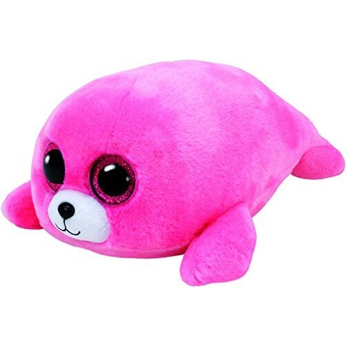 Ty Beanie - Ty Beanie Boos Pierre the Pink Seal