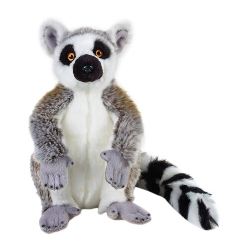 National Geographic - Lemur Plush Toy 30cm