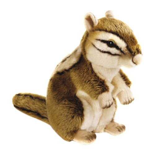 National Geographic - Siberian Chipmunk Plush Toy 26cm