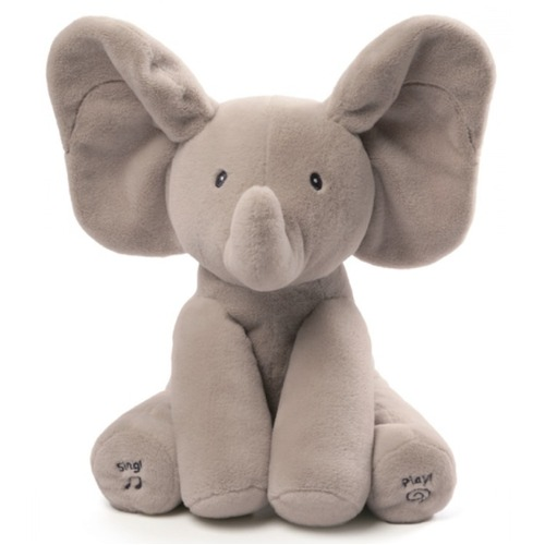 Gund - Flappy Elephant Animated Plush 30cm