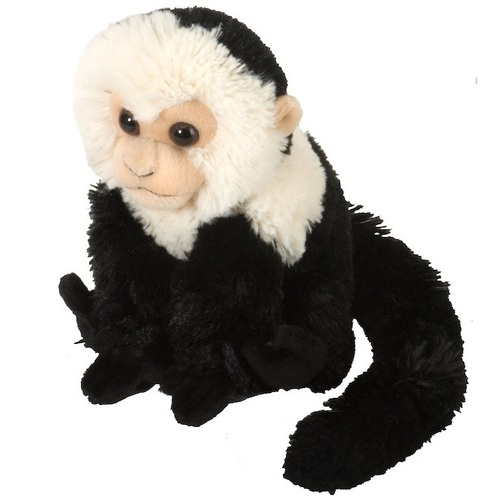 Wild Republic - Cuddlekins Capuchin Monkey 20cm