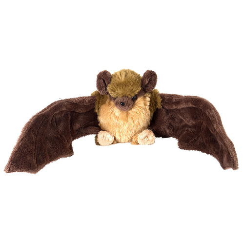 Wild Republic - Cuddlekins Brown Bat 20cm