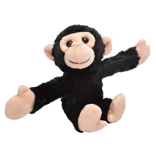 Wild Republic - Cuddlekins Huggers Monkey Chimp 20cm