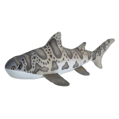 Wild Republic - Leopard Shark Plush Toy 40cm