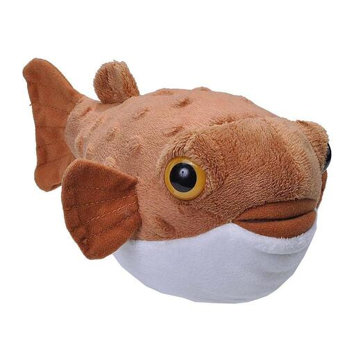 Wild Republic - Cuddlekins Pufferfish 20cm
