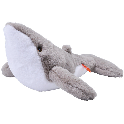Wild Republic - Ecokins Humpback Whale Plush Toy 30cm