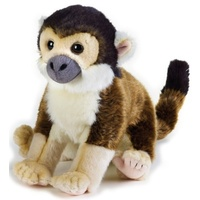 National Geographic - Squirrel Monkey Plush Toy 25cm