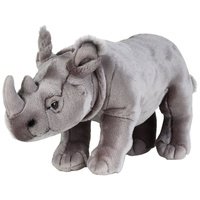 National Geographic - Rhinoceros Plush Toy 34cm