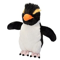 Wild Republic  Cuddlekins Rockhopper Penguin 30cm